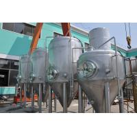 Buy cheap 7BBL Beer Stainless Steel Fermenter Beer Brewing Equipment 200L 3000L 5000L from wholesalers