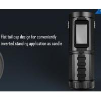 Buy cheap CREE Best High Lumen Tactical Flashlight 296g Light Weight 2.8 - 8V Work Voltage from wholesalers