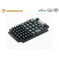 Buy cheap Dust Proof Molding Silicone Rubber Parts Custom Made Membrane Switch product