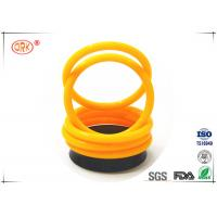 Buy cheap FKM 70 Fuel Resistant O Rings High Fluorine Grades For Low Compression Set from wholesalers
