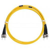 Buy cheap ST - ST - DX Fiber Optic Patch Cord product