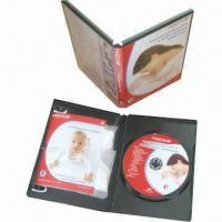 Buy cheap DVD replication with booklet printing and jewel case packing from wholesalers