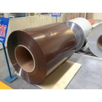 Buy cheap AA3003/ AA3105 Anti Ultraviolet Coil Coated Aluminium , Aluminum Roof Coil from wholesalers