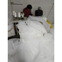 Buy cheap 1/0.5/5/200 White Micron Filter Bag / Industry PP PE Liquid Filter Bag from wholesalers