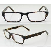 Buy cheap Acetate Women / Men Optical Frames, Durable Hand Made Acetate Eyewear Frames product
