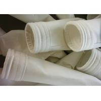 Buy cheap Nonwoven Glass Fiber Cloth High Temperature Filter Media For Dust Filter Bag from wholesalers