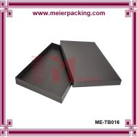 Buy cheap Custom Packaging Apparel Boxes/Shirt Boxes ME-TB016 from wholesalers