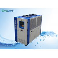 Buy cheap Anti Corrosion Coated HVAC Commercial Water Chiller Microelectronics Control from wholesalers