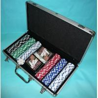 Buy cheap Silver ABS Panel Poker Chip Carrying Case from wholesalers