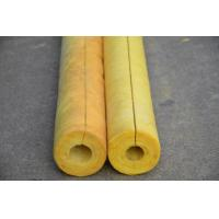 Buy cheap 80 kg/m3 Glass Wool Air Conditioner Pipe Insulation , Non Combustible OEM from wholesalers