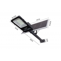 Buy cheap Integrated IP65 200W Decorative Solar Garden Lights from wholesalers