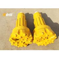Buy cheap Down The Hole DTH Drilling Tools , 8'' Hole Drill Bits For Rock Blasting from wholesalers