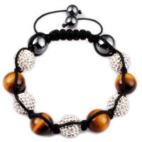 Buy cheap Various Colors Handmade Inspirational Shamballa Bracelets XBL03 from wholesalers