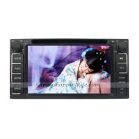 Buy cheap Toyota Corolla 2004-2006 Android Autoradio DVD GPS DTV Wifi 3G from wholesalers