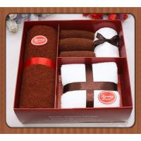 Buy cheap customized Luxury New Design Bamboo Gift Towel With Set Packing product