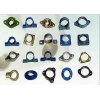 Buy cheap Standard Spherical OD Insert Ball Bearing Units , Bearing Blocks Housings from wholesalers