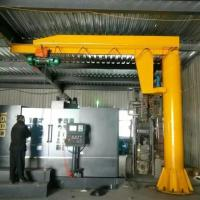 Buy cheap China Made BZD Type 500Kg Concentrate Lifting Jib Crane With Electric Hoist from wholesalers