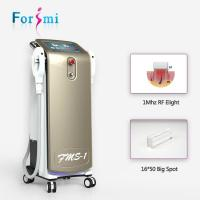 Buy cheap FDA approved SHR IPL laser beauty machine new permanent hair removal technology from wholesalers