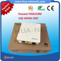 Buy cheap The latest HUAWEI 1 GE ONT FTTH ROUTER GEPON ONU PRICE IN INDIA from wholesalers