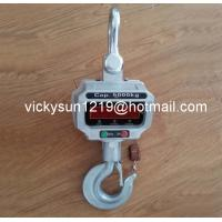 Buy cheap crane scale 5 ton electronic weighing scale from wholesalers