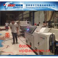 Buy cheap Waterproof , fire proof , anti-corrosion , flame retardant PVC glazed roof tile machine from wholesalers