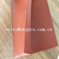 Buy cheap Insulation Natural Latex Rubber Sheets High Temp Anti - abrasion Thick Petrol Resistant product