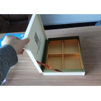 Buy cheap Interior Plastic Tray Food Gift Boxes Beautiful Custom Color Lightweight from wholesalers