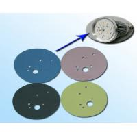 3W Soft Compressible Thermal Conductive Pad for LED Heat Dissipation 2.75 g / cc Specific Gravity
