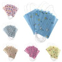 Buy cheap Single Use Kids Hospital Mask Extra Soft Ear Loops Eliminate Pressure To Ears from wholesalers