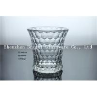 Buy cheap Fashion Design Glass Candle Holder, cheap glass water cup from wholesalers