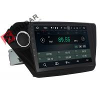 Buy cheap Black Android Car Navigation System Kia Rio Car Stereo With Bluetooth And Gps from wholesalers