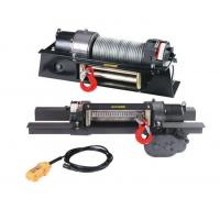 Buy cheap 800LB 12V Electric Capstan Winches for 4X4 Off-Road Vehicle from wholesalers