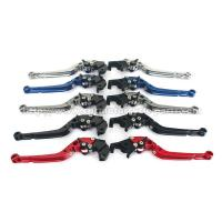 Buy cheap Scuff Resistant CNC Motorcycle Parts Suzuki GSX250R Long Folding Brake Lever from wholesalers