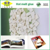 Buy cheap EVA White Hot Melt Glue Pellets  Small Density And High Flexibility For Book And Magazine Printing from Wholesalers