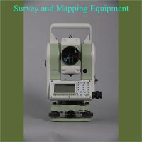 Buy cheap Optical measuring equipment total station reflectorless and reflector from wholesalers