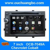 China Ouchuangbo Car Multimedia DVD Player for Chevrolet Cobalt GPS Navigation iPod USB OCB-7049A on sale