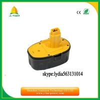 Buy cheap dewalt spare parts 18v 3000mah replacement battery from wholesalers