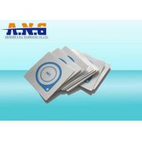 Buy cheap Writable Reading Paper Hf Rfid Tags Reusable I code Slix - X for Library from wholesalers