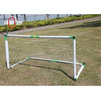 Buy cheap 90cm Long Poles Football Goal Nets Strong 1300g Weight For Home / League from wholesalers