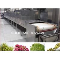 Buy cheap Stainless Steel Rose Flower Dryer Machine Tea Feitation Microwave Assisted Drying from wholesalers