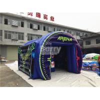 Buy cheap Tag The Light Inflatable Interactive Game 2 Player High Energy from wholesalers