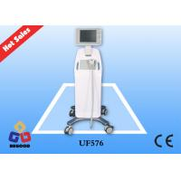 Buy cheap Vertical Type High Intensity Focus Ultrasound For Cellulite Reduction And Body Lifting from wholesalers