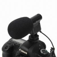 Buy cheap Compact Shotgun Microphone, Camera Mounted from wholesalers