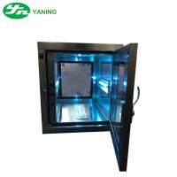 Buy cheap Electronic Interlock Stainless Steel Pass Through Box For Biological Pharmacy Laboratory from wholesalers