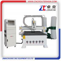 Buy cheap Hot sale Wood Engraving Machine 1325 with vacuum table and dust collector 1300 from wholesalers