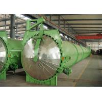 Buy cheap High Temperature Side Opening AAC Autoclave , AAC Block Making Machine from wholesalers