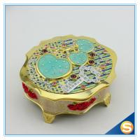 Buy cheap New Fashion Cosmetic Box with Jewelry Box Desk Decorative Box from wholesalers