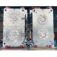 Buy cheap Automotive Fans Plastic Injection Mold Making With Material PA66 30GF from wholesalers