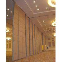 Buy cheap Sliding Aluminium Door Soundproof Material Fabric Surface Office Folding Partition Walls from wholesalers