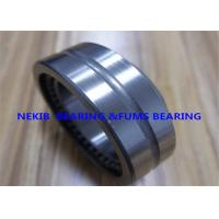 Buy cheap Customed Double Row Needle Roller Bearings , Smooth Surface Large Roller Bearings from wholesalers